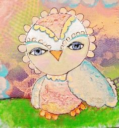 owl by Susie Lafond