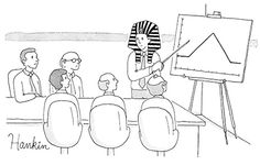 Pax on both houses: New Yorker Cartoon: Ancient Egypt And Our Understanding Of The Universe