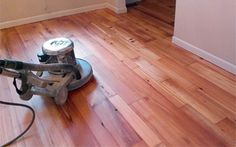 Sealing Wood Floors Naturally - Wood flooring can be a fantastic addition to your house, but it may not function as the main Hardwood Floor Sealer, Types Of Hardwood Floors, Wood Floor Finishes, Hardwood Floor Colors, Refinishing Hardwood Floors, Floor Refinishing, Best Wood Flooring, Old Wood Floors, Diy Flooring