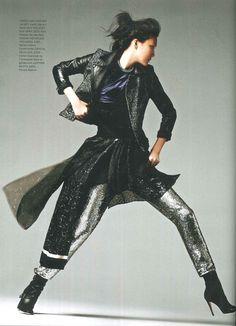 Red Magazine #editorial #fashion