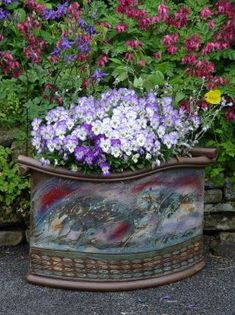 Jim Robison Recent Work - Slab-Planter - Jim Robison Ceramics - Images