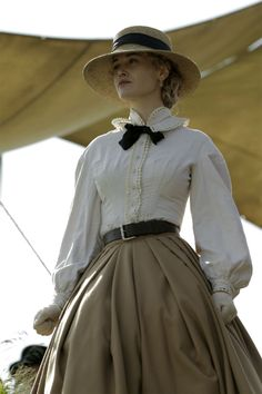 Dominique McElligott | Hell On Wheels                                                                                                                                                     More