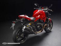Ducati Monster 1200 R - Dévoilée au Salon de Francfort