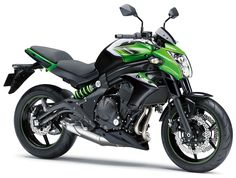 Kawasaki NZ | 2016 ER-6n ABS (ER650FGF). Part of the Sports Motorcycle Range from Kawasaki New Zealand.