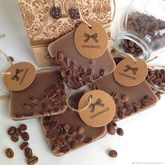 Handmade Soap Recipes, Handmade Soaps, Candle Packaging, Soap Packaging, Diy Candles Scented, Soy Candles, Diy Wax Melts, Wax Tablet, Homemade Bar