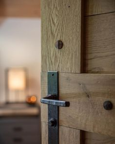 "Rougemont Interiors on Instagram: ""Nails hit the details 🍀"" Chalet Design, Chalet Style, House Design, Winter Cabin, French Decor, Decoration, Door Handles, Design Inspiration, Hardware"