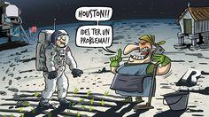 R es otra historia! Neil Armstrong deja sus primeras huellas en la Luna y ...