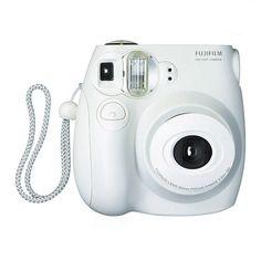 Описание и характеристики FujiFilm 7s Instax Mini White. Купить FujiFilm 7s Instax Mini White.
