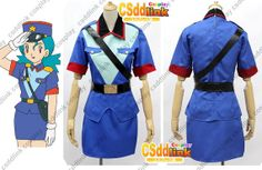 Pokemon Officer Jenny cosplay costume female by CSddlinkcosplay, $70.99