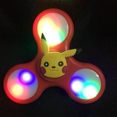 Cartoon LED - Spinner    https://the-gift-shack.com/collections/pokemon/products/cartoon-led-spinner?variant=38418745987