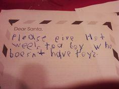 funniest (& sweetest) Christmas letters written by kids
