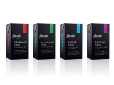 Jacobs Utvalgte on Packaging of the World - Creative Package Design Gallery