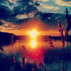 Lake Fred by Samantha Savage.