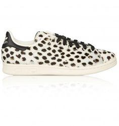 brand new 600c5 f2fda Cheetah-print Stan Smith  adidas  stansmith  adidasoriginals