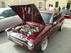 Ford escort mk1 Escort Mk1, Ford Escort, Plane Engine, Mk 1, Ford Falcon, Car Stuff, Cars And Motorcycles, Muscle Cars, Cool Cars
