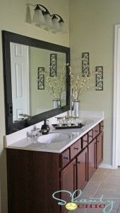 LOVE and totally fits with our bathroom renovation plans.