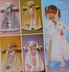Blanket Buddies Sewing Pattern