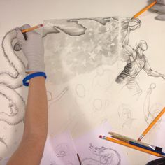 #FullSail student artists team up for the @MagicNBA #WEWILL campaign.