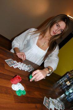 women poker games