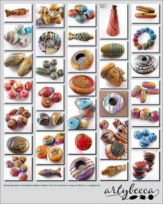 Bead Poster for first half 2011 | Flickr - Photo Sharing!
