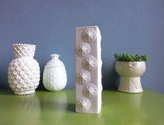 ☘Vintage+Vase+60er+Scherzer+Op+Art+70er++von+ILoveSparrows+auf+DaWanda.com