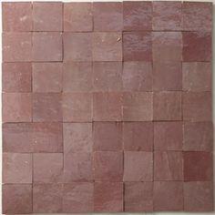 Zelliges tegels roze