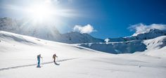 Die Freeride-City Innsbruck, Ski Touring, Ice Climbing, Cross Country Skiing, Winter Sports, Yoga, Mountains, City, Travel
