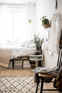 Snapshots from Claudi and Tiger's lovely Berlin home