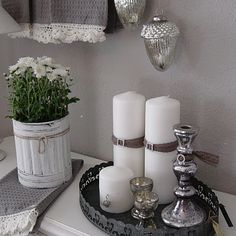 great vignette.love the candles