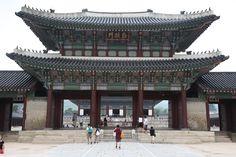 근정전 (Geungjeongjeon) , Seoul