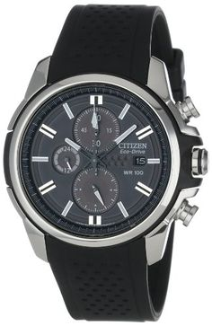 Men's Drive from Citizen Eco-Drive AR 2.0 Chronograph Watch Citizen http://smile.amazon.com/dp/B008OC17V2/ref=cm_sw_r_pi_dp_n7k9tb17BRTK7