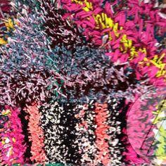 DIY alfombra con camisetas