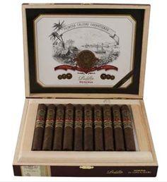 Shop Now Padilla Reserva Short Robusto Cigars - Natural Box of 20 | Cuenca Cigars  Sales Price:  $144.5