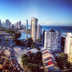 Winter on the Gold Coast