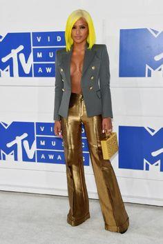 Cassie Ventura at the #VMAs