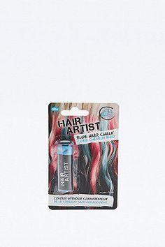 NPW Hair Chalk in Blue #covetme #npw