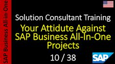 SAP - Course Free Online: 10-38 - Your Attidute Against SAP Business All-In-...