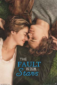 A great poster of Hazel and Augustus from the movie The Fault in Our Stars - a modern love story destined to become a classic! Fully licensed. Ships fast. 22x34 inches. Need Poster Mounts..? bm2044 td