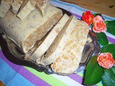 Een héérlijke variant op de traditionele arretjescake! En dit is de 'gewone': Arretjescake met pure chocolade en cacaopoeder ...