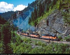RailPictures.Net Photo: MILW 21 Milwaukee Road EMD SD40-2 at Stetson, Idaho by Steve Patterson