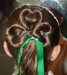 Peinado niña Stel:-)