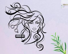 Decals Hairdressing Hair Beauty Salon Decal Vinyl Sticker Woman Long Lashes Closeup Makeup Home Decor Window Decals Wall Decals Hairdressing Hair Beauty Salon Decal by (disambiguation) Lashes are whip strokes on the human body. Lashes may also refer to: Name Wall Decals, Wall Sticker, Window Decals, Decor Logo, Hair And Beauty Salon, Salon Design, Drawings, Hair Care, Fashion Hair