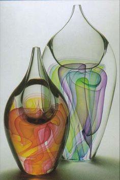 art glass 200o Kenji Ito