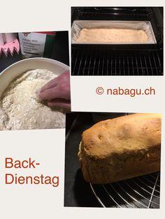 Back-Dienstag Muffin, Bread, Breakfast, Food, Tuesday, Food Food, Bakken, Morning Coffee, Eten