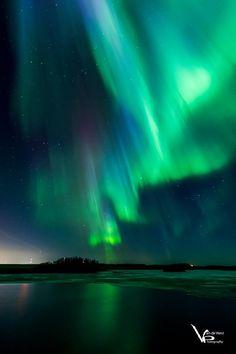 Taken by Jordan Van de Vorst ~ Aurora Borealis - Saskatoon, SK Canada*