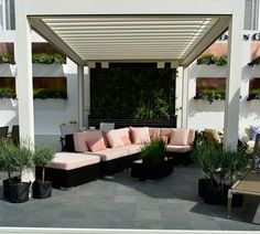 Our client #IndianOcean won again 'the 4 Golden Star Award' at @show_chelsea for best stand #outdoor #canopy