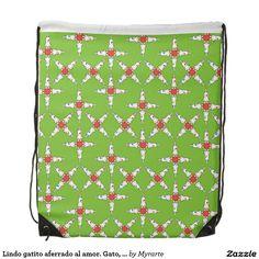 Lindo gatito aferrado al amor. Gato, cat, kitten. Love. Producto disponible en tienda Zazzle. Accesorios, moda. Product available in Zazzle store. Fashion Accessories. Regalos, Gifts. Link to product: http://www.zazzle.com/lindo_gatito_aferrado_al_amor_gato_cat_kitten_drawstring_bag-256058363914630289?CMPN=shareicon&lang=en&social=true&rf=238167879144476949 Día de los enamorados, amor. Valentine's Day, love. #ValentinesDay #SanValentin #love #mochila #backpack #gato #cat #kitten