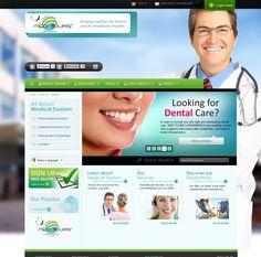 Diseño Web - MedTours Latinamerica
