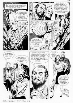 Flash Gordon #1 (1966) page 22 Comic Art  Al Williamson