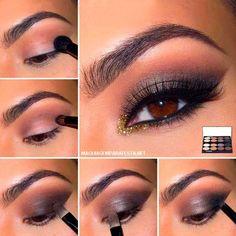 Maquiagem para Festa: Formatura, Noivas, Debutantes… Como Fazer Passo a Passo